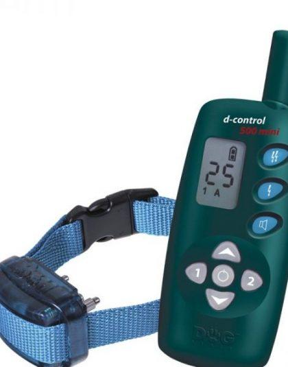 Dogtrace D-Control 500 mini elektromos nyakörv 500m hatótávú