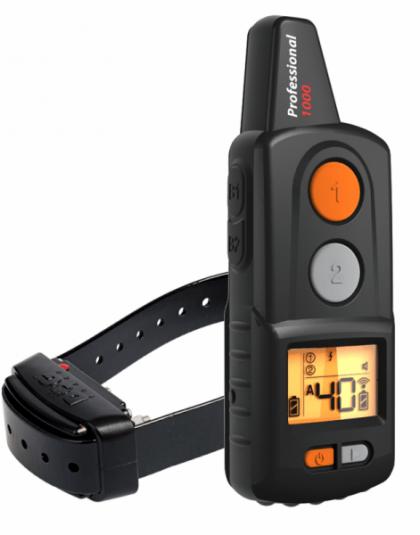 Dogtrace D-Control Professional 1000 mini elektromos nyakörv 1000m hatótávú