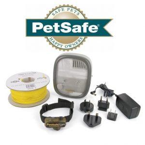 Láthatatlan kerítés macskakerítés Petsafe PIG20-11041