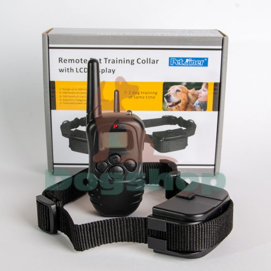 Petrainer 998D elektromos kiképző nyakörv dog-shop (1)