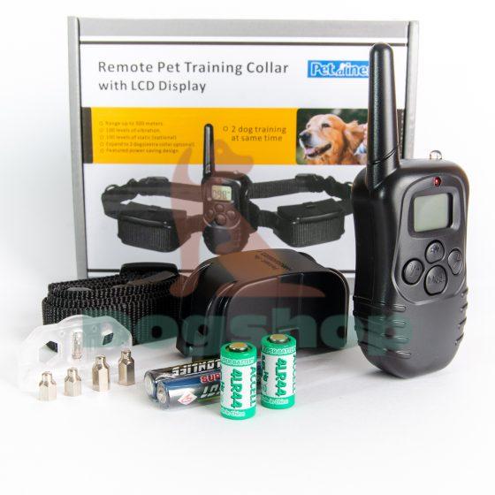 Petrainer 998D elektromos kiképző nyakörv dog-shop (3)
