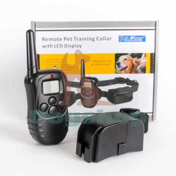 Petrainer 998D elektromos kiképző nyakörv dog-shop (4)