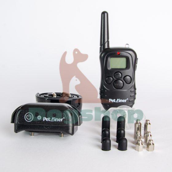 Petrainer 998DB elektromos kiképző nyakörv dog-shop (5)