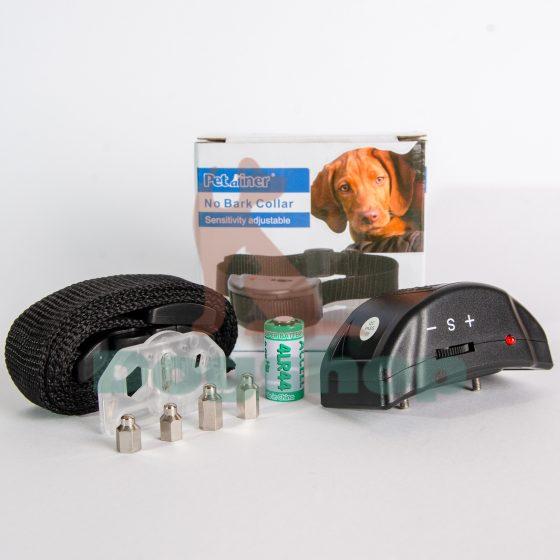 Petrainer PET852 elektromos ugatásgátló nyakörv Dog-shop (2)