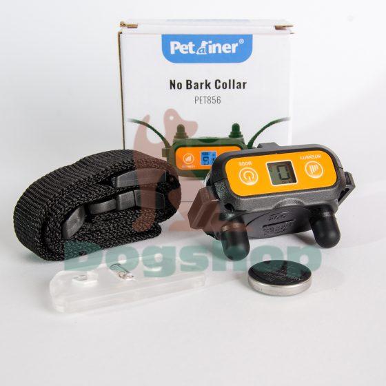 Petrainer PET856 elektromos ugatásgátló nyakörv Dog-shop (4)