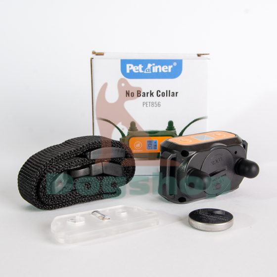 Petrainer PET856 elektromos ugatásgátló nyakörv Dog-shop (7)