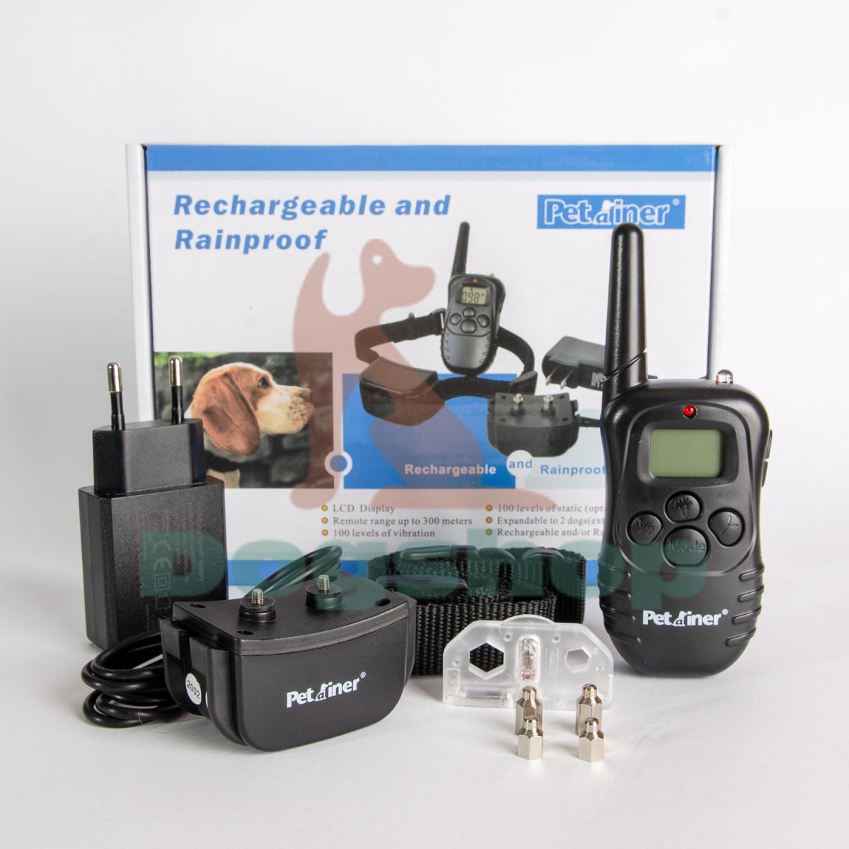 Petrainer 998DR elektromos kiképző nyakörv dog-shop (3)