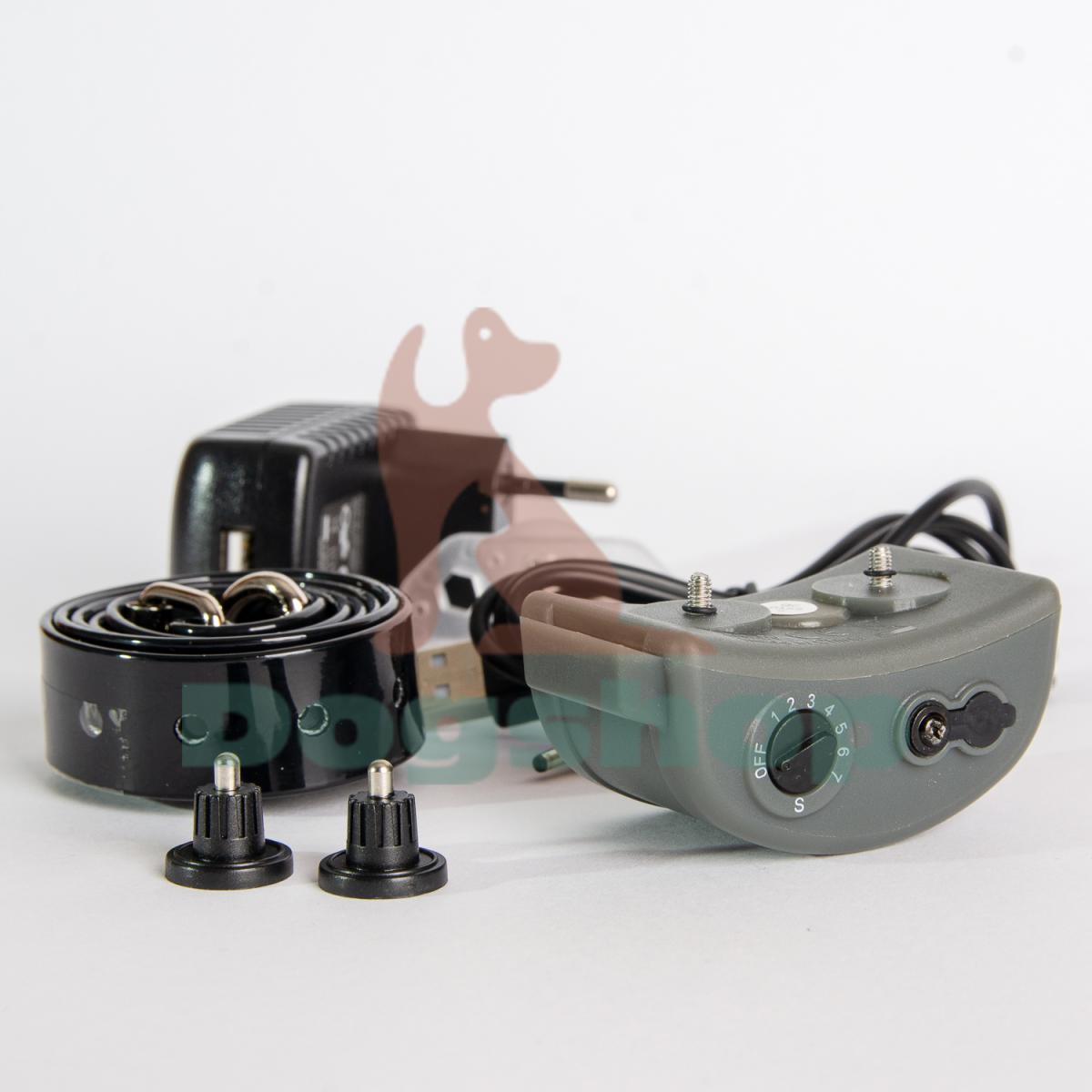Petrainer Ipets PET854 elektromos ugatásgátló nyakörv Dog-shop (8)