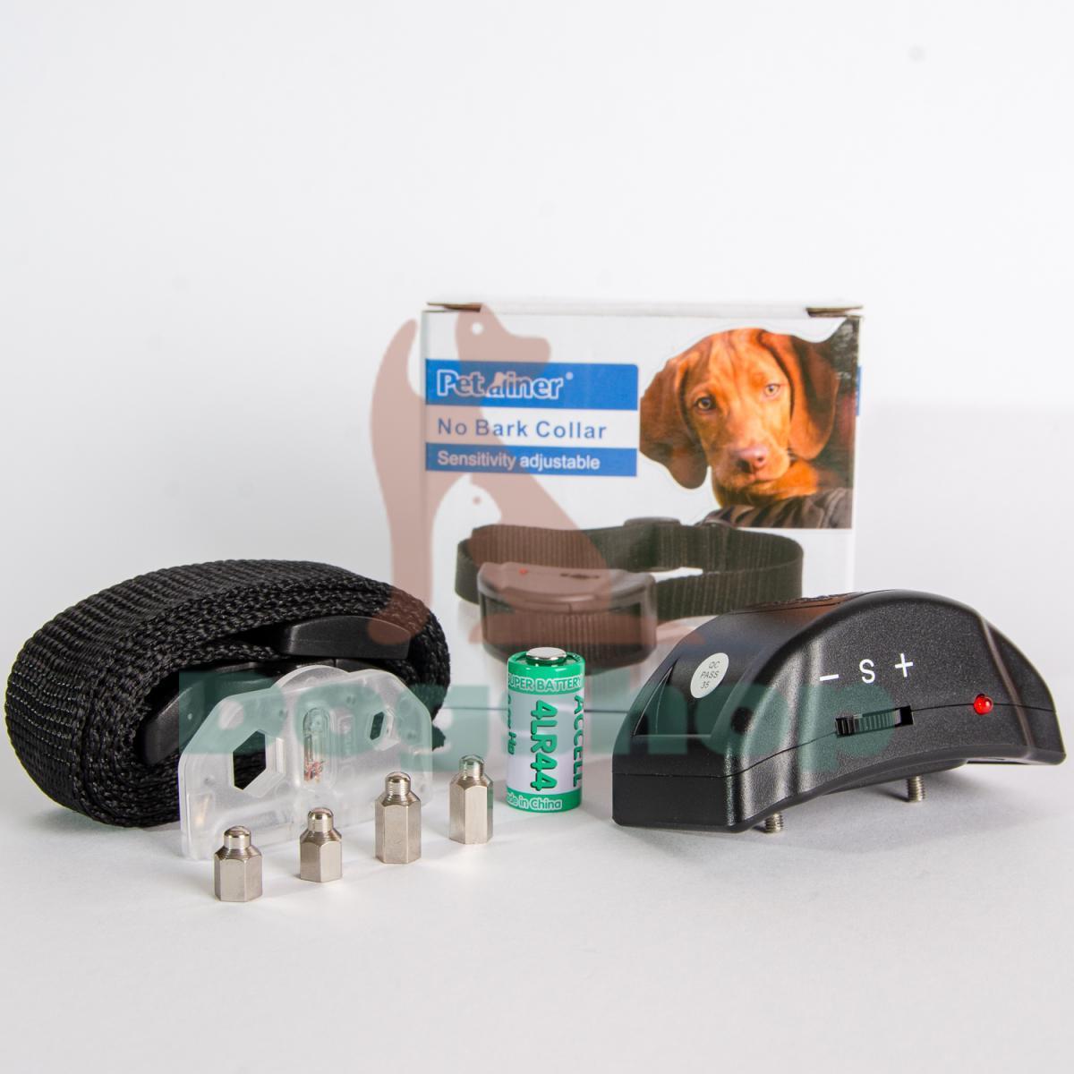 Petrainer PET852 elektromos ugatásgátló nyakörv Dog-shop (3)